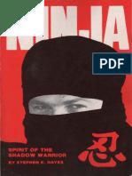 Hayes Stephen K. - Ninja Volume 1