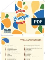 snapple planbook final