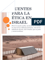 Fuentes Para Ética en Israel