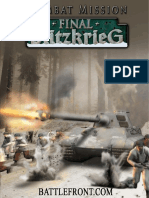 CM Final Blitzkrieg Manual