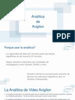 Webinar Avigilon Analitica