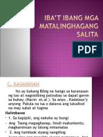 ibatibangmgamatalinghagangsalita-140817011153-phpapp02