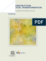Self Construction and Social Transformation