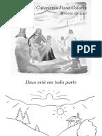 Catecismo Para Colorir - Quinet