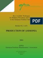 Ammonia Production Process