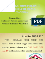 PPT PHBS RT