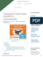 Temperature Sensor using PIC microcontroller.pdf