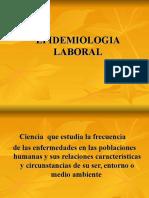 Epidemiologia Laboral Tercera Prueba