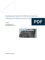 SRX HA Deployment Guide