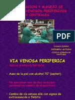 Accesos Venosos Perifericos y Centrales 2006(2)