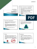 Conceitos Importantes ITIL