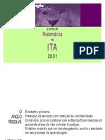 ITA 1 - Exerc-cios Resolvidos