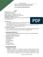 LMR HpNL QUIZ Competition Plan 080510