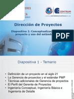 Sesion 1 Conceptualizacion de Un Proyecto y Estandar PMP Vf