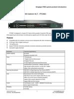 KT PON Catalogue2015