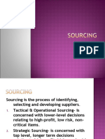 Sourcing Lecture7