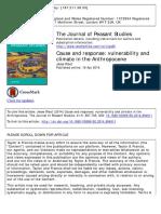 Vulnerability, Climate, Anthropocene