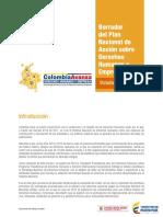 Plan de Accion Derechos Humanos y Empresas 151027-PNA_borrador-ESP