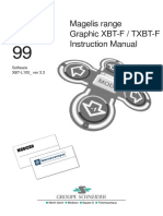 Magelis Range Graphic XBT-F, TXBT-F Instruction Manual