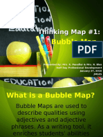 bubble map presentation