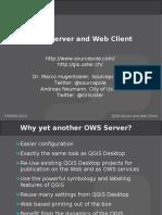 Qgis Server Web Client