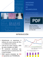 3 Mecanismos Resistencia Tbc