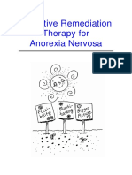 Cognitive Remediation Therapy for Anorexia Nervosa Kate Tchantura