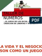 Taller de Numeros Venezuela Enero 2015