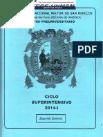 Superintensivo 2014-I Sem 2