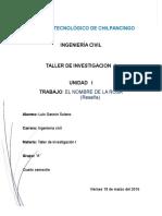 (Reseña) Garzon Solano Luis-Tarea