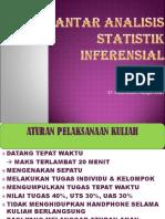 [Materi] Kesehatan Masyarakat - Pengantar Analisis Statistik Inferensial