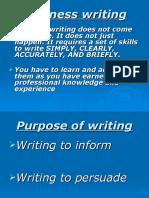 7331202 Business Writing