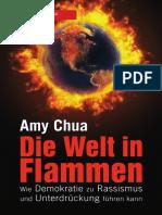 Amy Chua – Die Welt in Flammen
