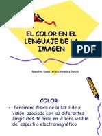 El Color en El Lenguaje de La Imagen