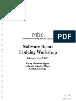 Software Demo Training (1997)