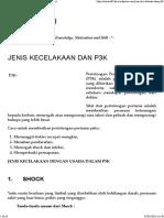 Jenis Kecelakaan Dan p3k _ Norma.web.Id
