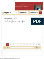 CalcChat _ Calculus 9e _ Easy Access Study Guide
