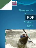 Dossier Presse VICK 2010