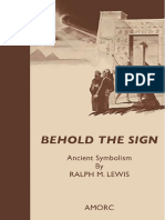 Behold the Sign - Ralph M. Lewis.pdf