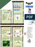 Leaflet Tifoid Ul