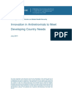 110711 Anti Retrovirals