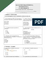 DIAGN.MATEMATICA PARA 5º 2014.doc