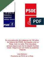 psoe130años