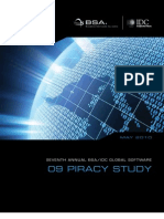 Global Piracy Study 2009