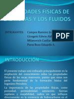 PROPIEDADES DE LA ROCA Y DE LOS FLUIDOS