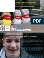 The Alternative School Brochure 2010/11