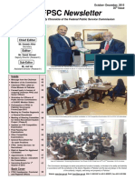 FPSC Newsletter _35th