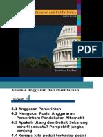 Pertemuan 3 Gruber Analisis Anggaran Dan Pembiayaan Defisit