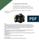Kamera - Bagian2 Kamera Canon EOS 1100D