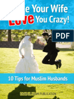 Make Your Wife Love You Crazy 10 Tips for Muslim Husbands
